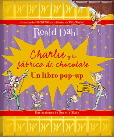 Charlie y la fábrica de Chocolate. Combel Editorial