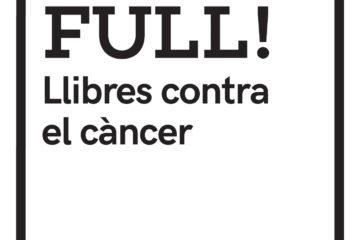 Combel Editorial s'adhereix al projecte «Girem full! Llibres contra el càncer».