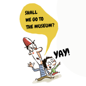 Inside the Museum Mazes