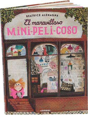 Libro El maravilloso mini-peli-coso
