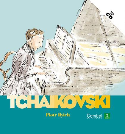 Libro Disco Tchaïkovski
