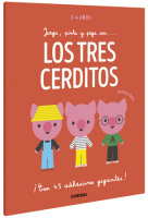 The Three Little Pigs. My First Book of Stickers
