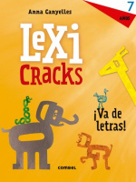 Lexicracks. It's All About Letters! 7+