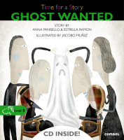 Ghost Wanted