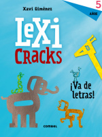 Lexicracks. It's All About Letters! 5+