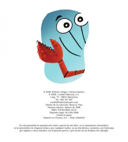 El cangrejo ermitaño: Combel Editorial