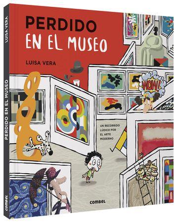 Perdido en el museo +5