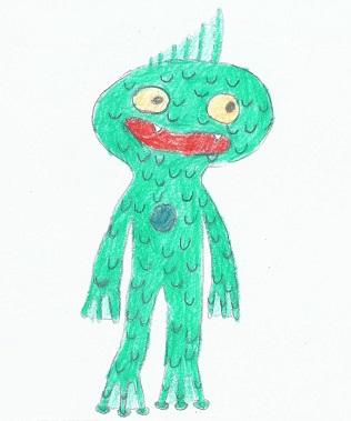 dibuja tu monstruo