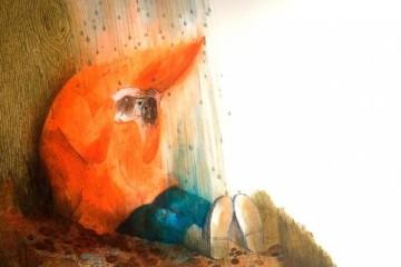 Un gran día de nada, uno de los mejores cuentos ilustrados de Beatrice Alemagna