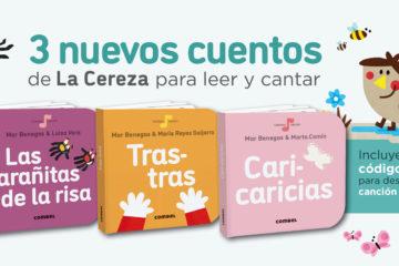 La Cereza: Una colección para niños y niñas de 0 a 5 años