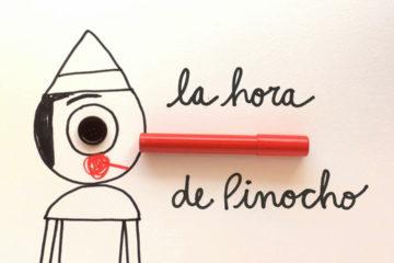 """CuentaCombel: """"Las aventuras de Pinocho. Historia de un muñeco"""""""