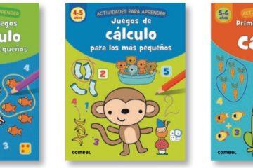 ¡Cuadernos de verano para seguir aprendiendo en vacaciones!
