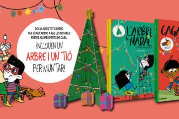 Celebrem el Nadal! Parlem amb l'autora Mercè Canals.