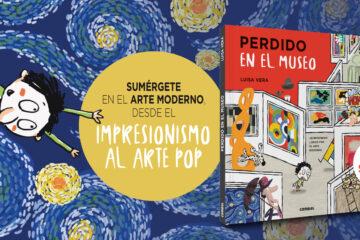 ¡Este verano nos vamos de museos con la autora Luisa Vera!