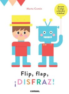COVER FLIP-FLAP DISGUISE! BY MARTA COMÍN - COMBEL