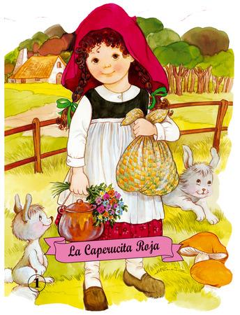 La Caperucita Roja: Combel Editorial